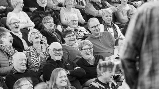Bild för Berättarklubb 9/4 kl. 18:00, 2019-04-09, Caféscenen, Västerbottensteatern