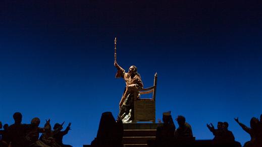 Bild för Live på bio - Boris Godunov, 2021-10-09, Nyköpings Teater