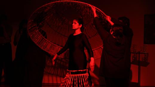Bild för Revolve: Shakuntala Kulkarni 14:00, 2020-05-09, Uppsala konstmuseum, våning 1