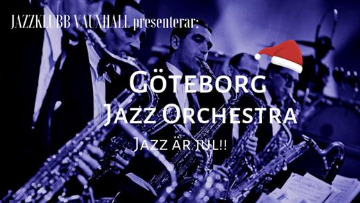 Bild för GJO: Jazz är Jul!, 2021-12-06, Contrast Public House, Tredje Långgatan 16