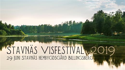 Bild för Stavnäs Visfestival 2019, 2019-06-29, Billingsberg