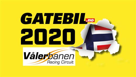 Bild för Gatebil Våler 22-24.mai 2020, 2020-05-21, NAF Trafikksenter Vålerbanen
