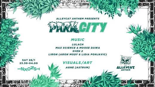 Bild för Alleycat Anthem presents: Park City, 2019-01-26, Inkonst