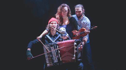 Bild för 200403 Trio Katastrofa, 2020-04-03, Stallet - Världens Musik