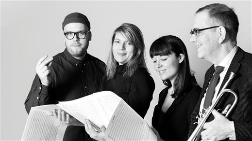 Bild för Jazzcafé: Mårten Lundgren Big Band Goes Small Band, 2020-04-08, Teatercaféet