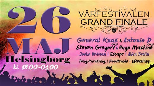 Bild för Vårfestivalen - Grand Finale, 2018-05-26, Furutorpsparken