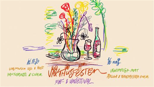 Bild för Växthusfesten 12 september, 2020-09-12, Trädgården