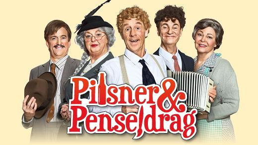 Bild för Pilsner & Penseldrag, 2018-07-15, Vallarna