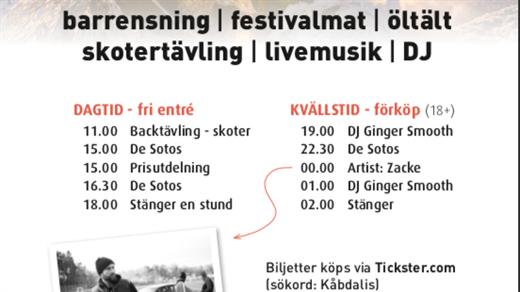 Bild för Kåbdalis festivalen, 2019-05-04, Kåbdalis Skidliftar AB
