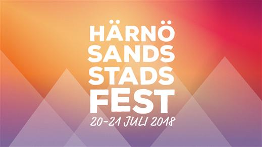 Bild för Härnösands Stadsfest 2018, 2018-07-20, Mellanholmen