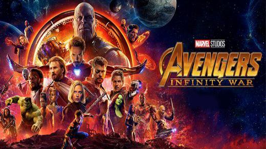Bild för Avengers: Infinity War 3D, 2018-04-29, Biosalongen Folkets Hus