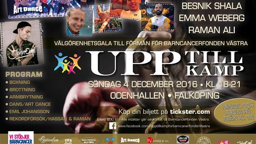 Bild för Upp Till Kamp, 2016-12-04, Odenhallen