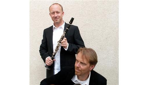 Bild för Kammarmusik för klarinett och gitarr med Duo Dialo, 2020-11-08, Charlottenborgs slott