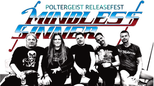 Bild för MINDLESS SINNER + Lost Fusion, 2020-02-29, PALATSET
