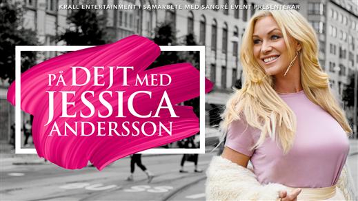 Bild för På dejt med – Jessica Andersson, 2019-03-22, Nolaskolans Aula