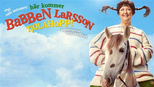 Bild för HÄR KOMMER BABBEN LARSSON - TJOLAHOPP, 2020-11-12, Idun, Umeå Folkets Hus