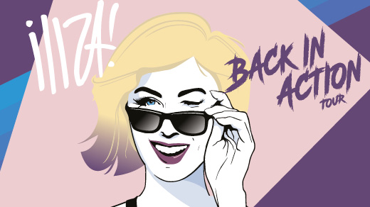 Bild för Iliza - Back in action  Tour, 2021-10-19, China Teatern