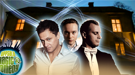 Bild för Uppsala Magic & Comedy: Magic Dinner, 2020-04-22, Eklundshof