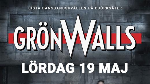 Bild för GrönWalls, 2018-05-19, Björksäter Event Hässleholm