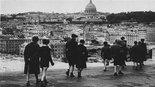 Bild för Rom - öppen stad. Föreläsning inställd pga sjukdom, 2016-11-02, Bio Mauritz, Filmhuset