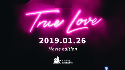 Bild för True Love 26 januari - Movie edition, 2019-01-26, Auktionsverket Kulturarena