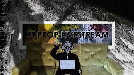 Bild för Upprop Livestream #20: Strindbergs + Subnormals, 2020-05-08, Porter & Thorells Syndrom