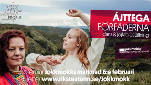 Bild för Ájttega, Förfärderna, 2020-02-07, Jokkmokk, Aja, Sparbanksalen