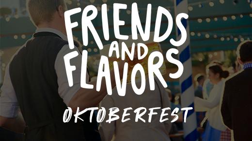 Bild för Friends And Flavors Oktoberfest 2019 (Lördag), 2019-10-19, Lokstallarna, Smedjan