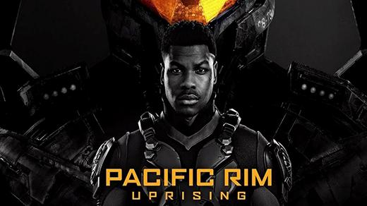 Bild för Pacific Rim Uprising 3D, 2018-03-25, Biosalongen Folkets Hus