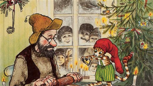 Bild för Maskrosteatern Presenterar: Pettson Får Julbesök, 2019-12-30, Varbergs Teater