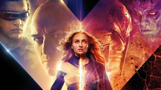 Bild för X-Men: Dark Phoenix 15:00, 2019-06-18, Estrad