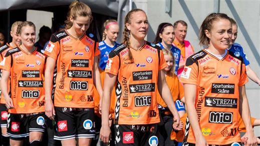 Bild för Kristianstads DFF Säsong 2018, 2018-05-20, Kristianstad Fotbollsarena