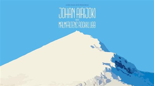 Bild för Johan Airijoki och Malmfältens Rockklubb, 2022-01-28, Vävenscenen