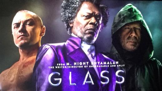 Bild för Glass, 2019-01-20, Järpenbion