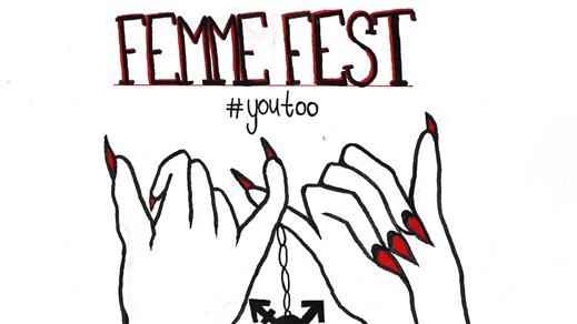 Bild för FEMME FEST 2019, 2019-03-08, The Tivoli