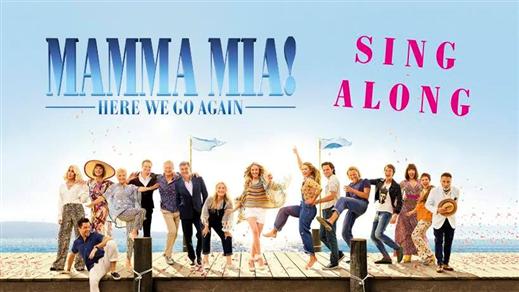 Bild för Mamma Mia! Here We Go Again Singalong, 2018-12-27, Kulturhuset Finspång, Stora Salongen