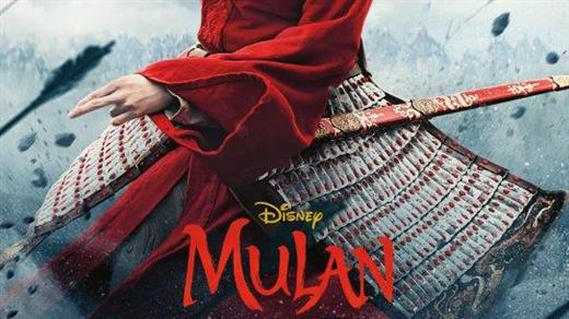 Bild för Mulan, 15:00, 2020-04-08, Estrad