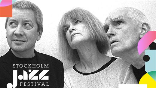 Bild för Carla Bley Trio - Stockholm Jazz Festival, 2018-10-21, Fasching