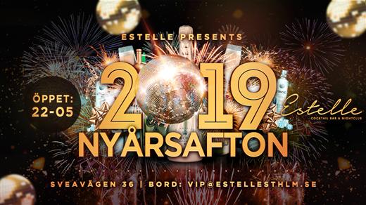 Bild för Nyårsafton Estelle 2019, 2019-12-31, Estelle