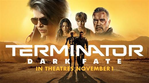 Bild för Terminator: Dark Fate, 2019-11-15, Essegården