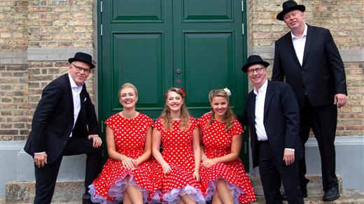 Bild för The Hebbe Sisters & Jan Adefelt Swingtime Trio, 2020-03-04, Kulturhuset KilArena