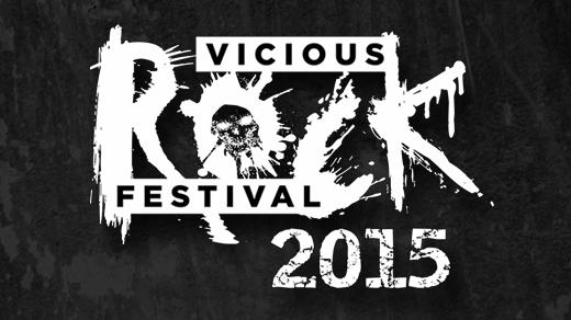 Bild för Vicious Rock Festival 2015, 2015-07-04, Folkets Park