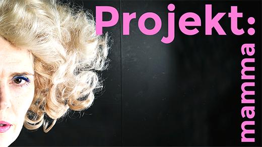 Bild för Projekt: Mamma [25.02.17], 2017-02-25, Folkteatern i Gävleborg
