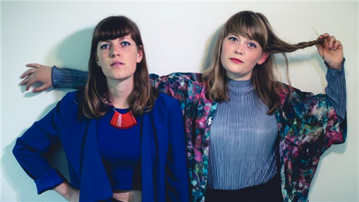 Bild för Sisters of Invention featuring Jacob Karlzon, 2019-04-25, Folkets Hus Uddevalla
