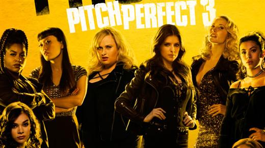 Bild för Bio: Pitch Perfect 3, 2018-01-14, Kulturhuset Finspång, Stora Salongen