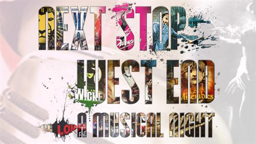Bild för Next stop: West End, 2018-05-09, Kvarterscenen 2lång