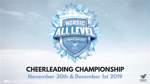 Bild för NALC - Nordic All Level Championship 2019, 2019-11-30, Partille arena
