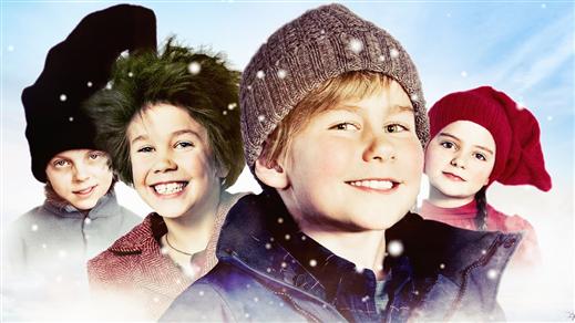 Bild för Familjen Jul i Tomteland (Sal3 Barnt. Kl.16 1t28m), 2016-11-19, Saga Salong 3