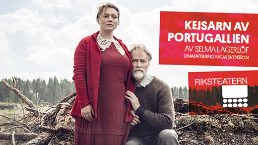 Bild för Kejsarn av Portugallien, 2018-04-18, Söderhamns Teater