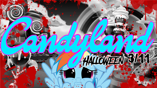 Bild för Candyland Halloween, 2018-11-03, Arbis Bar & Salonger